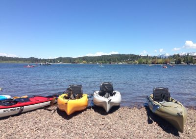 Flathead Lake Kayaking